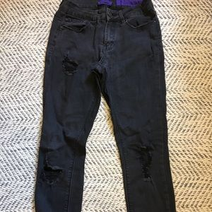 Indigo Rein Distressed Jeans